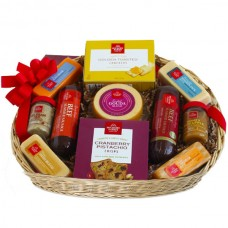 Classic Meat and Cheese Gift Tray