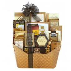 Epicurean Chic Gourmet Gift Basket