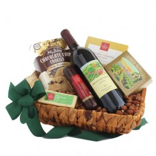 Wine Sampler Gift Basket