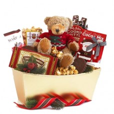 Beary Merry Holiday Gift Basket