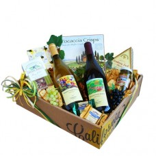 California Wishes Wine and Gourmet Box